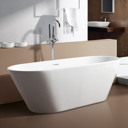 Bari 1500 x 700 Freestanding Bath