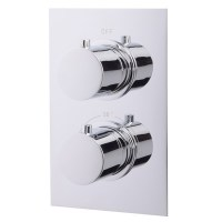 EcoS9 Concealed Dual Control Shower Valve with Diverter