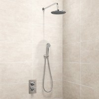EcoStyle Concealed Dual Control Shower Valve with Diverter ...