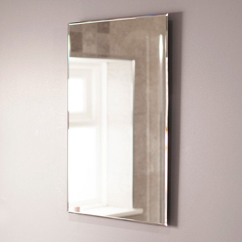 Helios 60 Bathroom Mirror 600H 400W