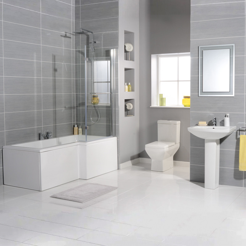 Tabor 1700 Shower Bath Bathroom Suite