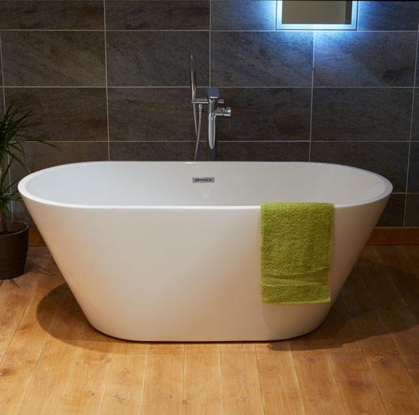 Bari 1500 x 700 Freestanding Bath