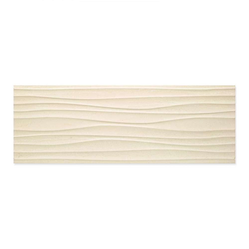 Magic Beige Wave Dcor Wall Tile