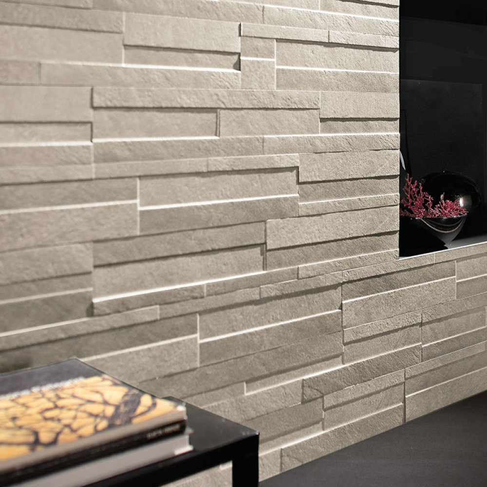 Ego Biscuit Brick Effect Wall Tile