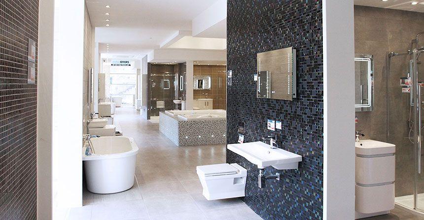 Better Bathrooms Sheffield Showroom