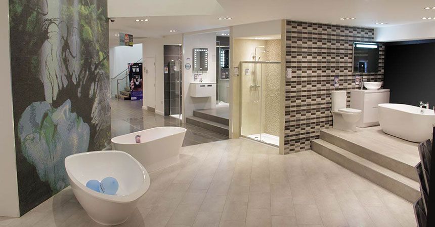 Better Bathrooms Leicester Showroom