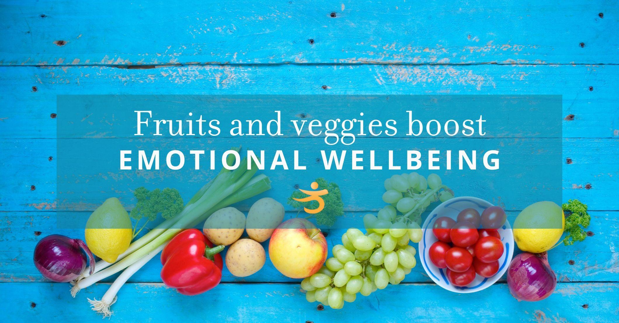 Vegetables make you happy . . . yes. really! - Better Bones