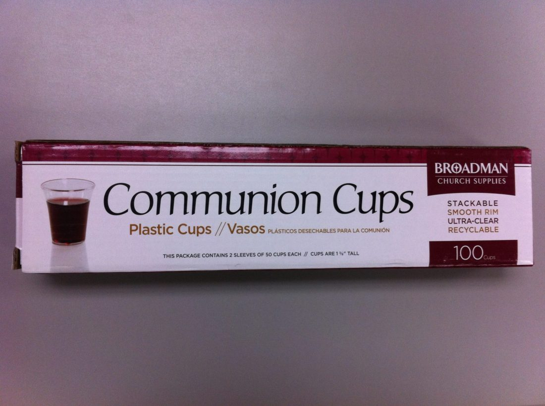 communion cups 100 plastic