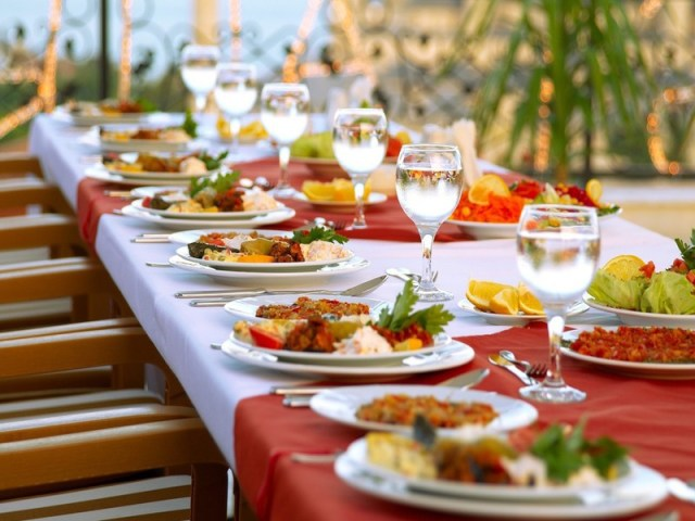 seating - table manners
