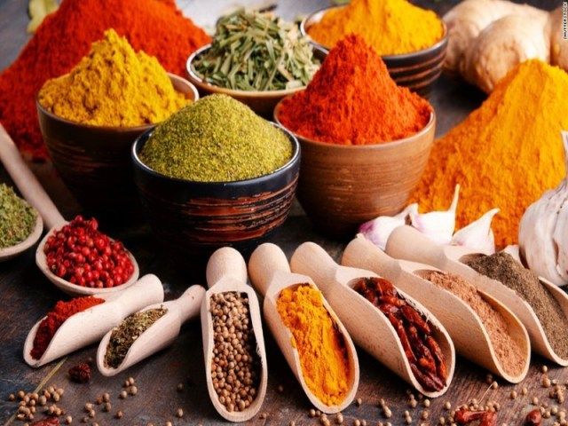 spices - bad cooking habits