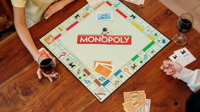 Games Night At Home