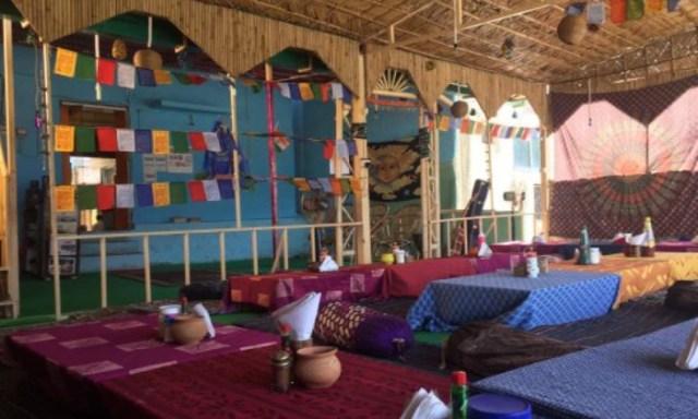 Shambala Cafe