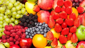 Fruits names in English