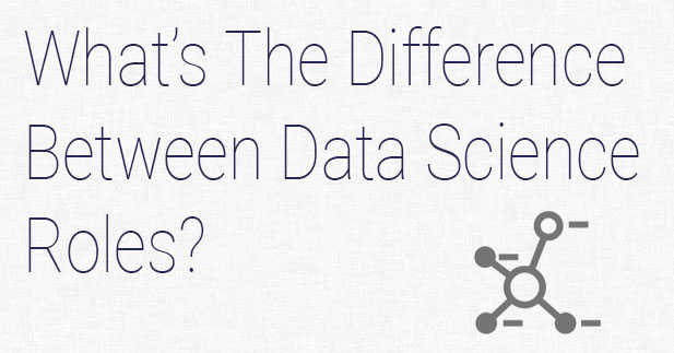 What's the Difference Between Data Science Roles?