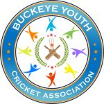 buckeye youth cricket logo