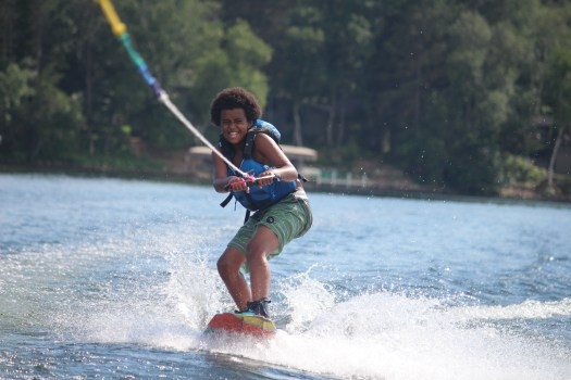 camp foley Wakeboarding