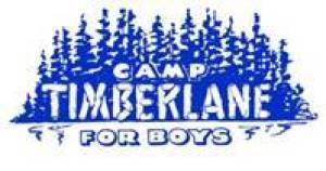 camp timberlane for boys logo
