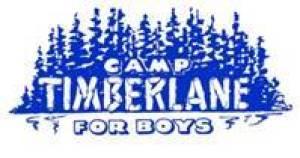 camp timberlane for boys logo