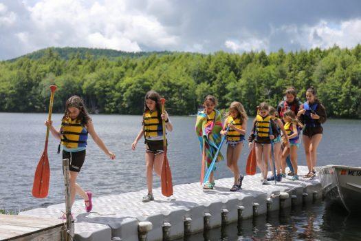 camp walden water sports
