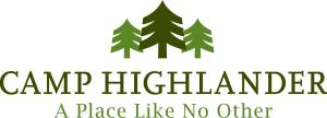 camp highlander logo