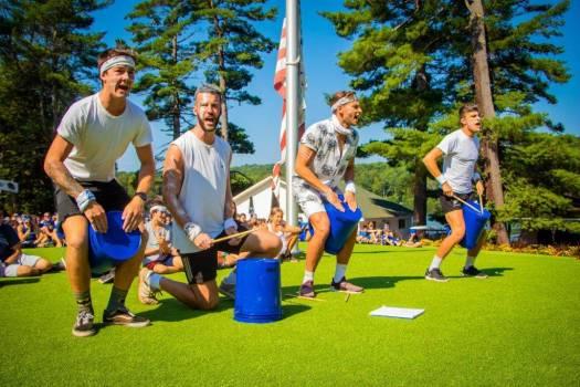 camp ihc band