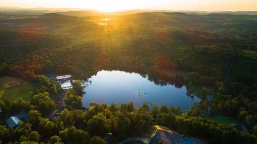 camp ihc scenery