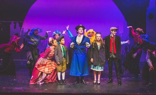 mary poppins desert stages theatre