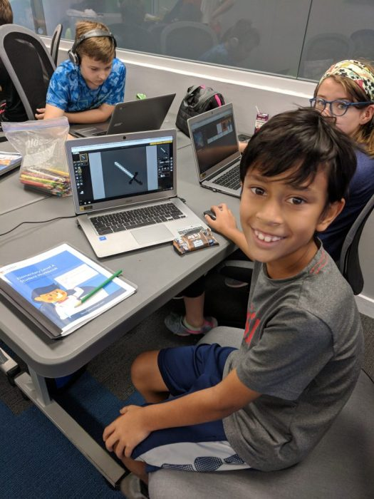 launch coding after school kids