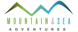mountain and sea adventures logo
