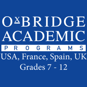 oxbridge academic logo