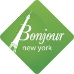 bonjour NY logo