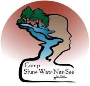 Camp Shaw-Waw-Nas-See logo