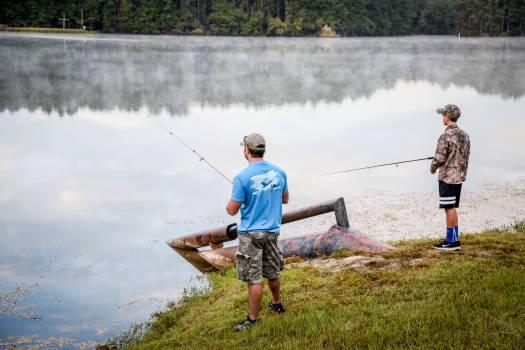 forest glen kids fishing