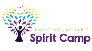 Dancing Jaguar spirit camp logo
