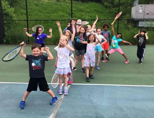 elite sports club tennis lessons