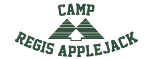 Camp Regis Applejack logo