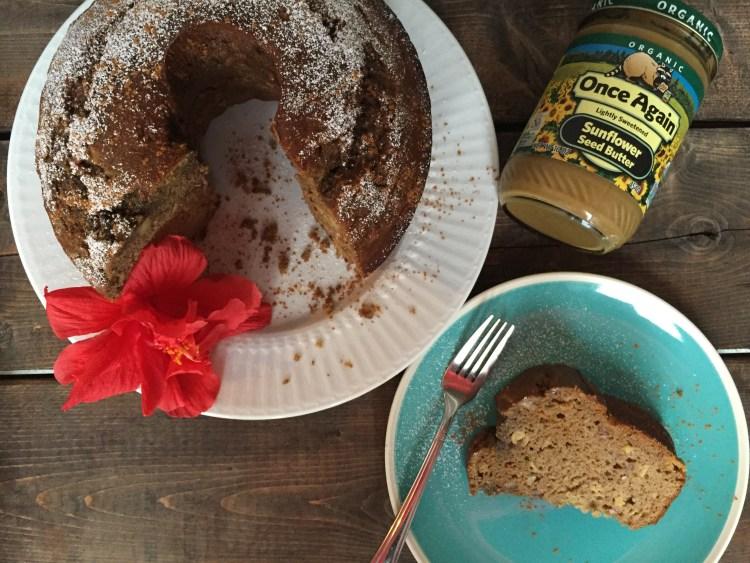 Springtime cake on www.betterchoicenutrition.com
