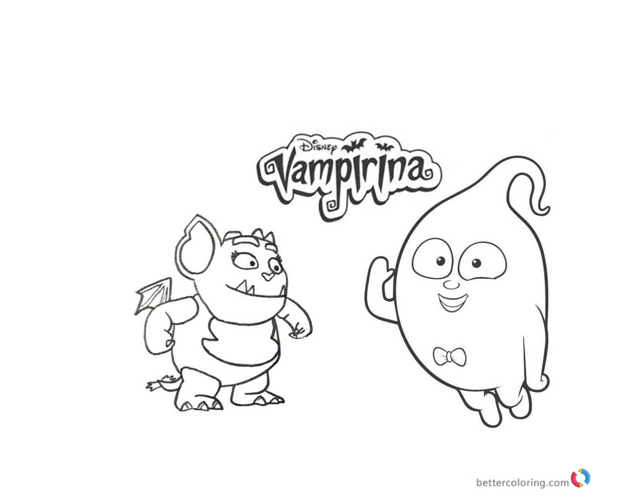 V Irina Coloring Page Black And White Free Printable Coloring