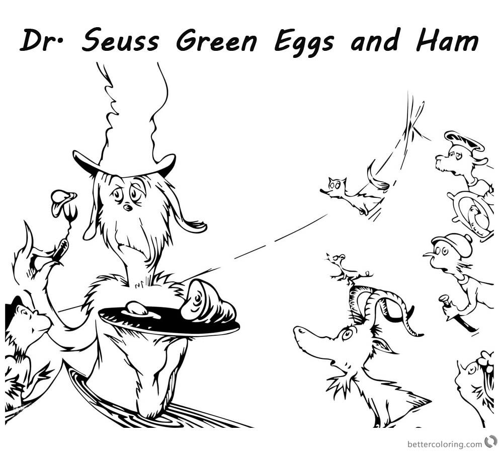 Dr Seuss Eggs Recipe — Dishmaps