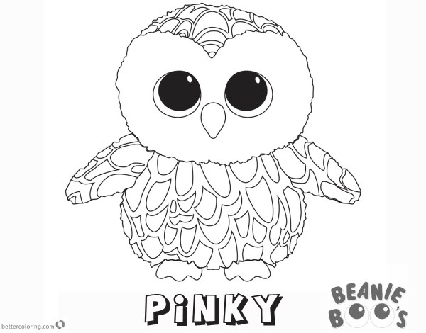 Ideas For Beanie Boo Penguin Coloring Pages Anyoneforanyateam