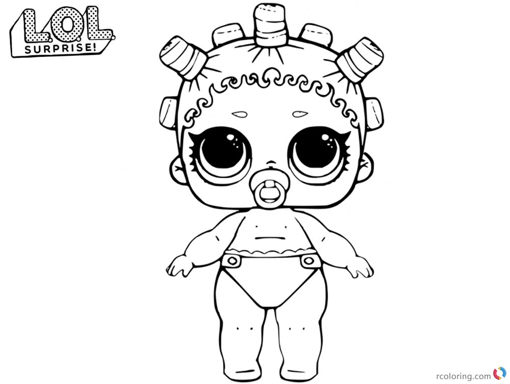 Pikmi Pops Coloring Pages