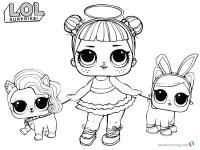 Dibujos Para Colorear De Lol Pets Image Of Dibujos Para