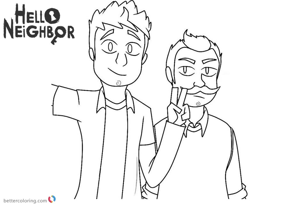 Free Coloring Pages Of Mr Ages