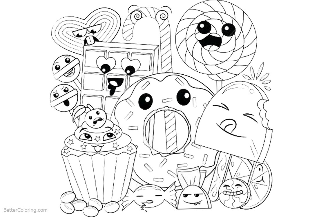 20 2017 Food Coloring Sheets Cute Ideas And Designs
