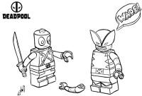 Deadpool Dibujo Para Colorear Para Colorear Dibujos De