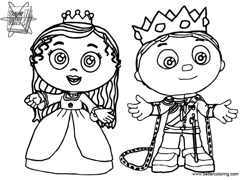The Princess And The Pea Coloring Pages