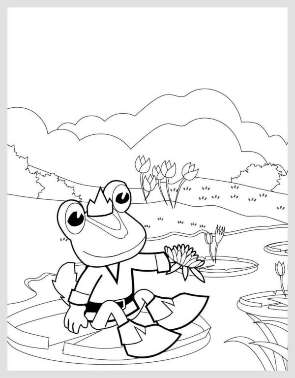 prince coloring pages # 36