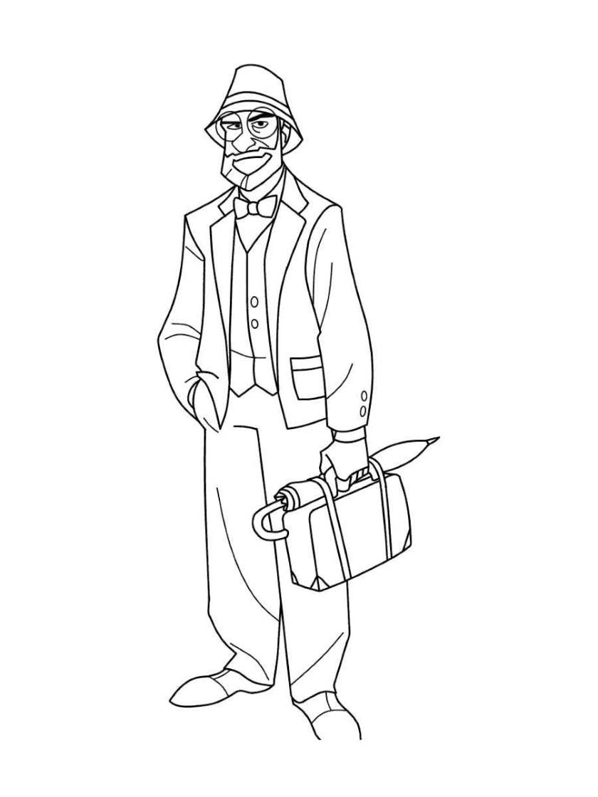 indiana jones coloring pages  learny kids