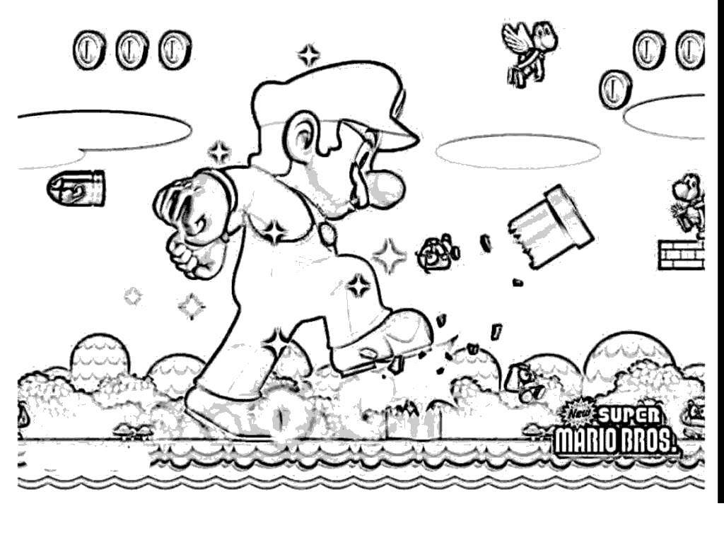 brawl coloring pages