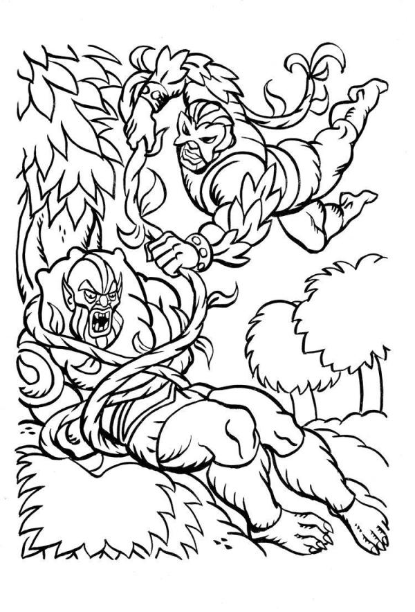 he man coloring pages # 89